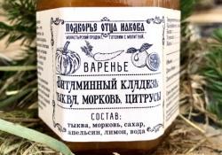Продукты с монастырского подворья