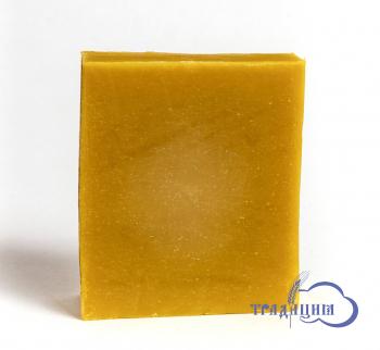 Мыло «Традиционное» (пасечный мед с деревенскими сливками)