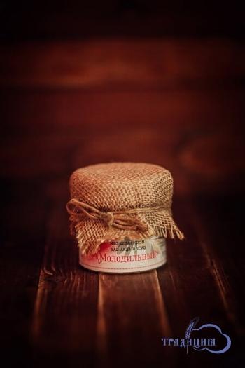 Масляный крем для лица и тела «Молодильный» 35+
