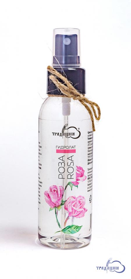Гидролат «Роза» 100 мл