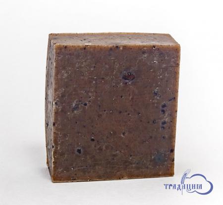 Мыло «Березовая чага» (укрепляющее)