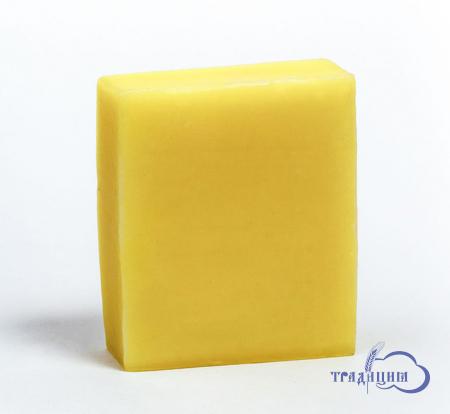 Цветочное мыло «Липовое» (с облепихой)
