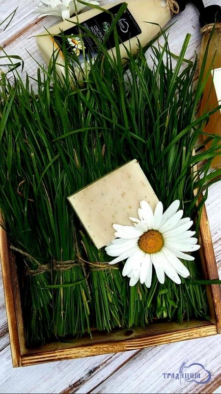 Мыло «Ромашковое поле»